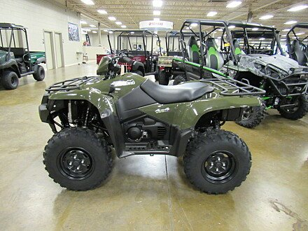 2018 suzuki KingQuad 500 for sale 200596039