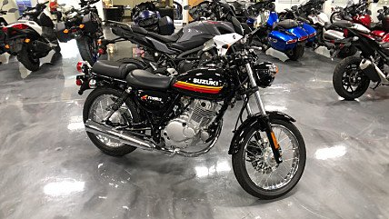 2018 suzuki TU250X for sale 200563531