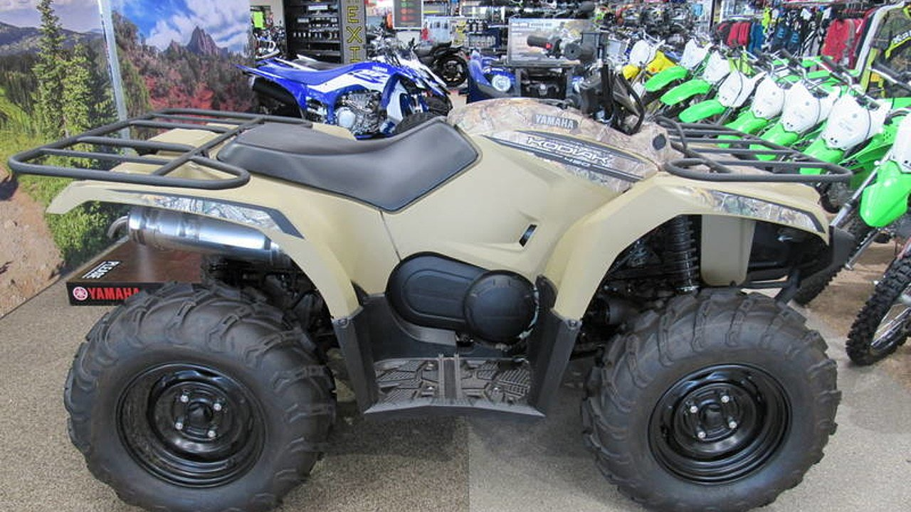 2018 yamaha Kodiak 450 for sale 200550771