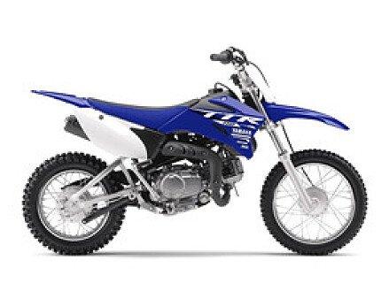 2018 yamaha TT-R110E for sale 200555602