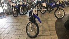 2018 yamaha TT-R125LE for sale 200601471