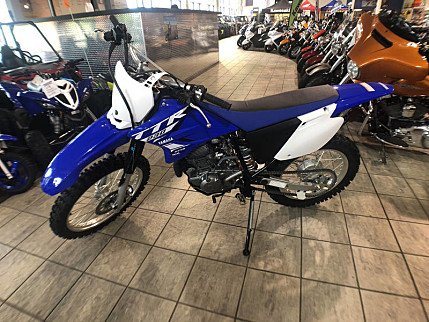2018 yamaha TT-R230 for sale 200615457