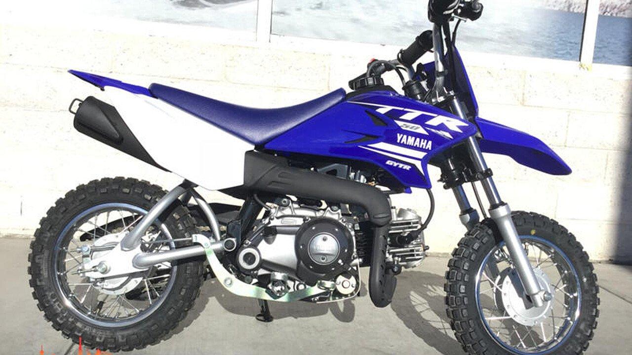 2018 yamaha TT-R50E for sale 200581842