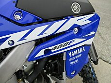 2018 yamaha WR450F for sale 200584447