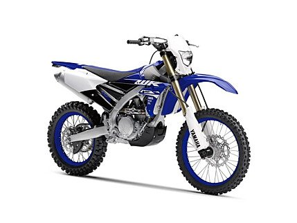 2018 yamaha WR450F for sale 200593231
