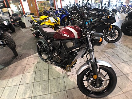 2018 yamaha XSR700 for sale 200518006