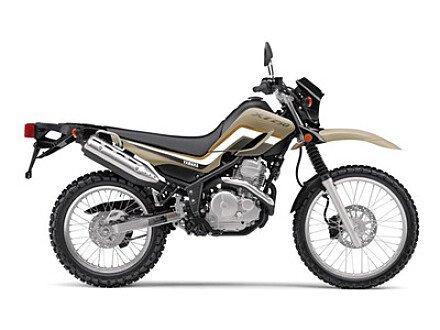 2018 yamaha XT250 for sale 200529382