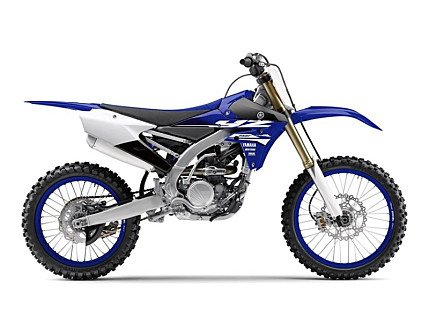 2018 yamaha YZ250F for sale 200473449