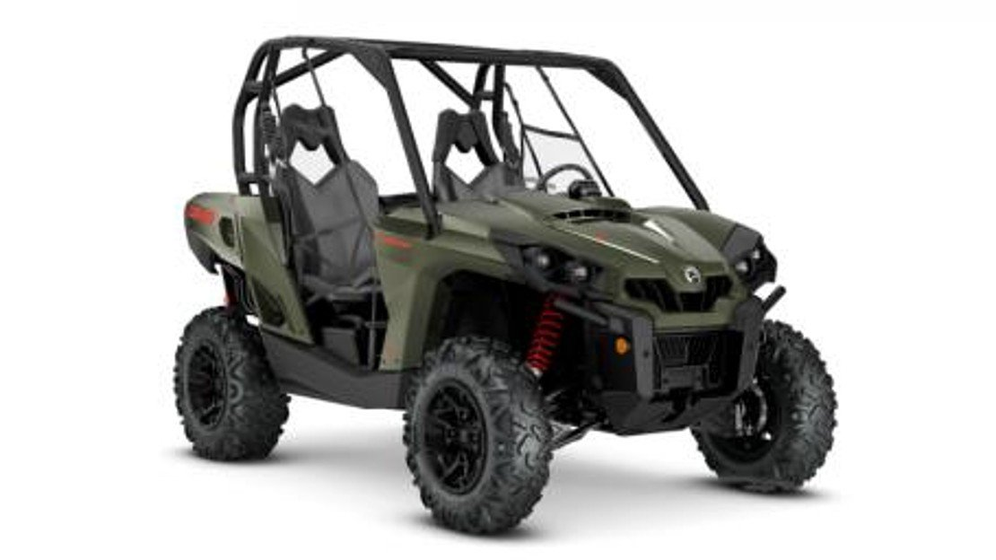 2019 Can-Am Commander 800R for sale 200624254