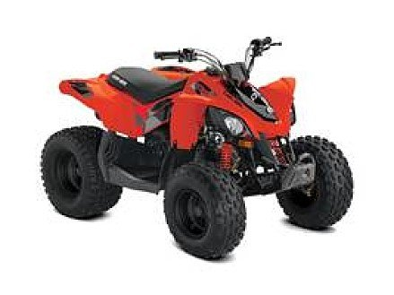 2019 Can-Am DS 90 for sale 200647798