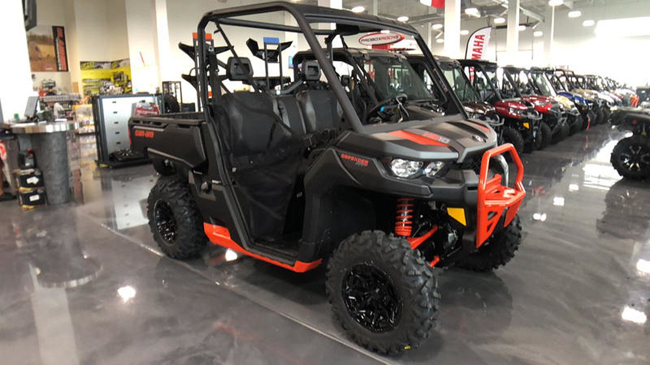 2019 Can-Am Defender HD10 for sale 200609768