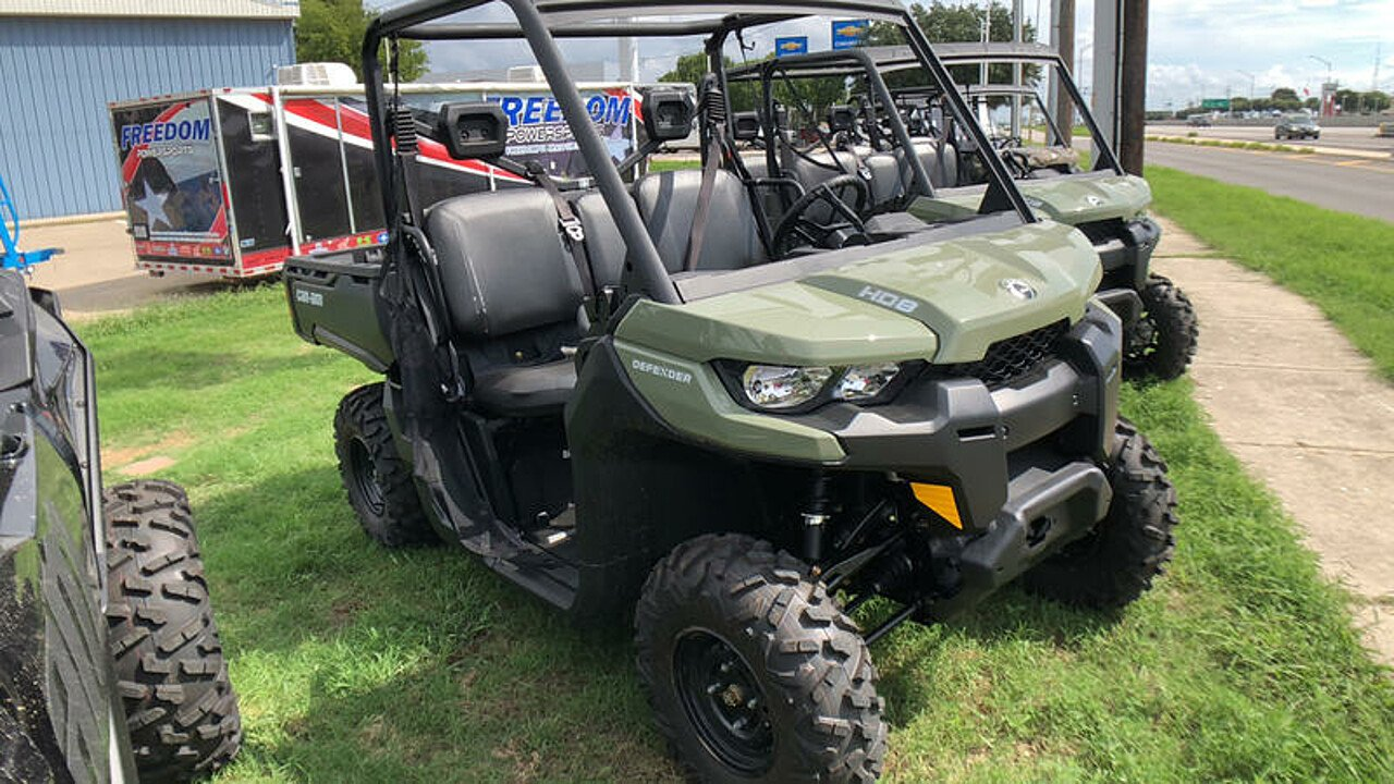2019 Can-Am Defender for sale 200610890