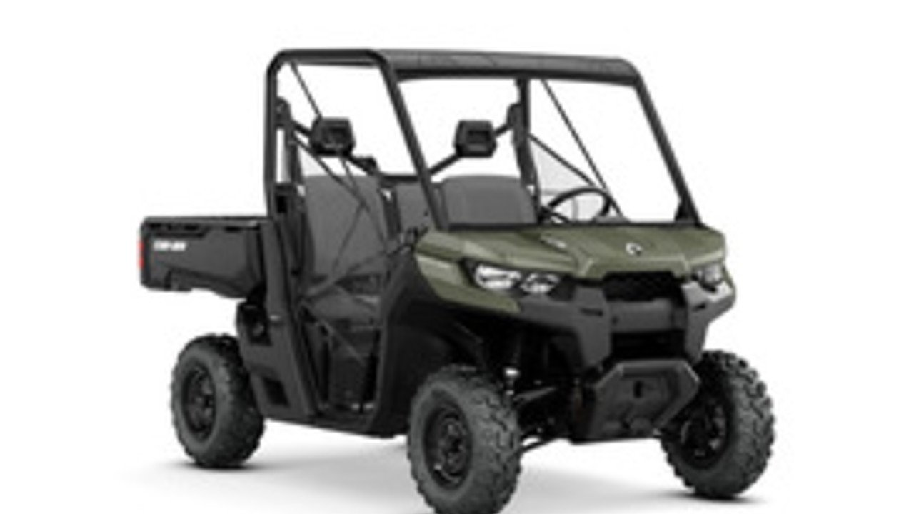 2019 Can-Am Defender for sale 200611531