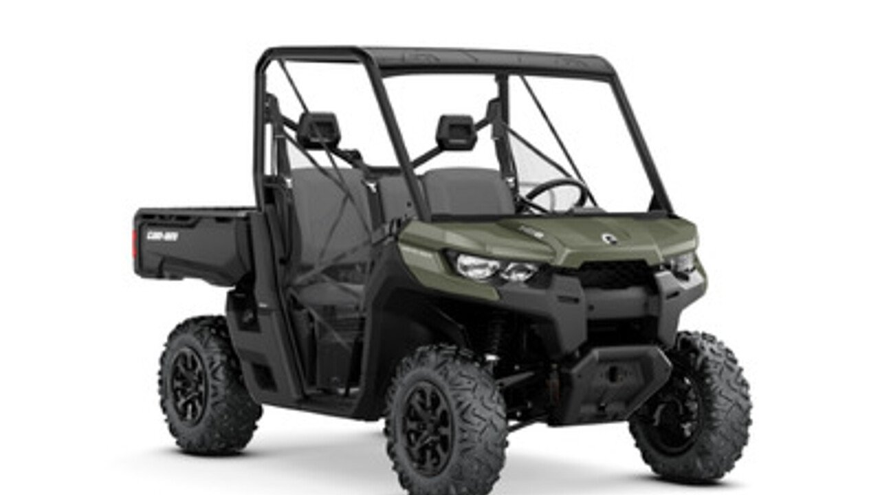 2019 Can-Am Defender for sale 200618664