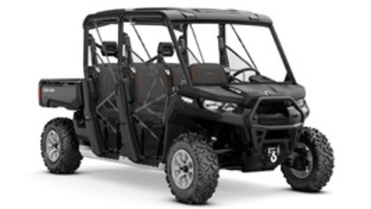 2019 Can-Am Defender Max Lone Star for sale 200620868