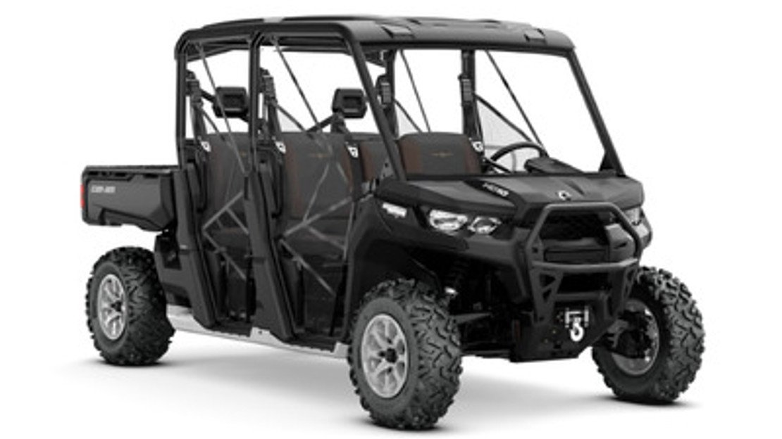 2019 Can-Am Defender Max Lone Star for sale 200621529