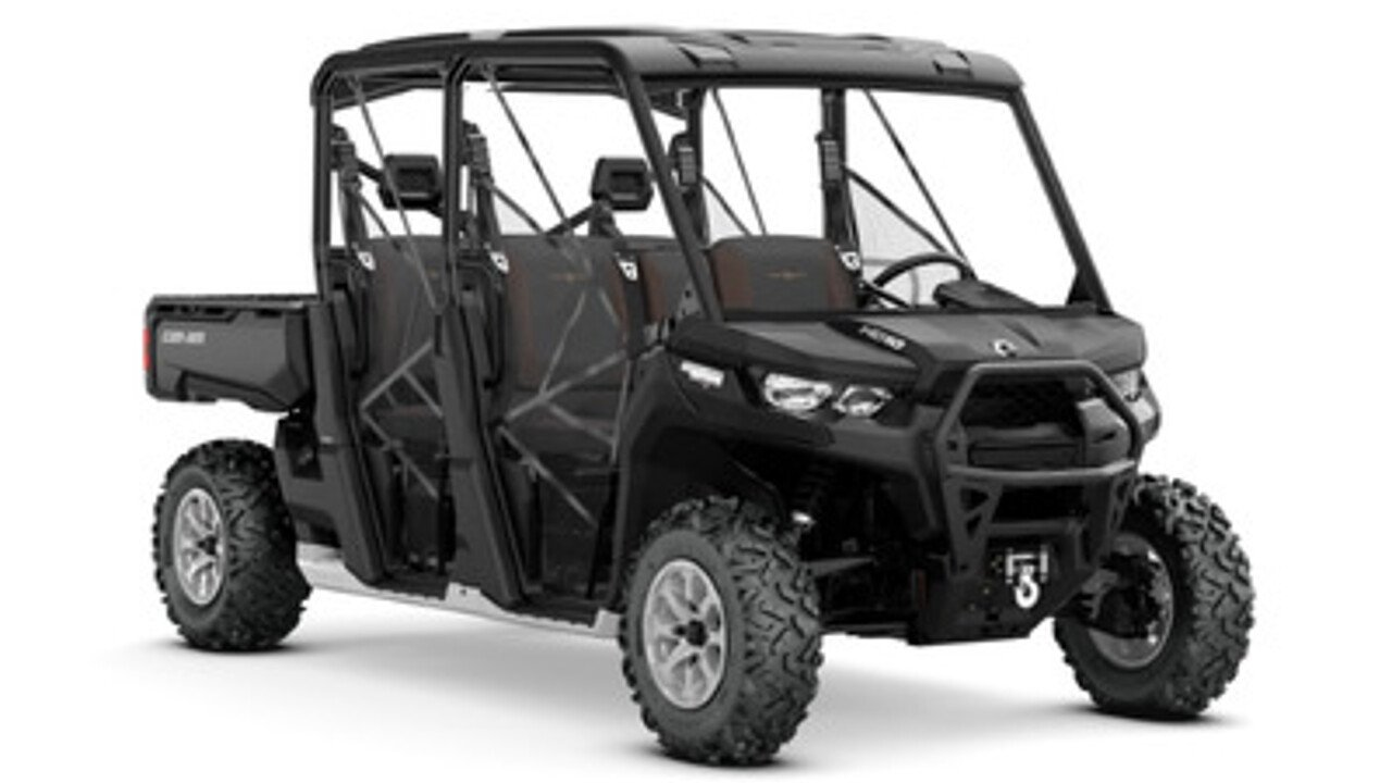 2019 Can-Am Defender Max Lone Star for sale 200623471