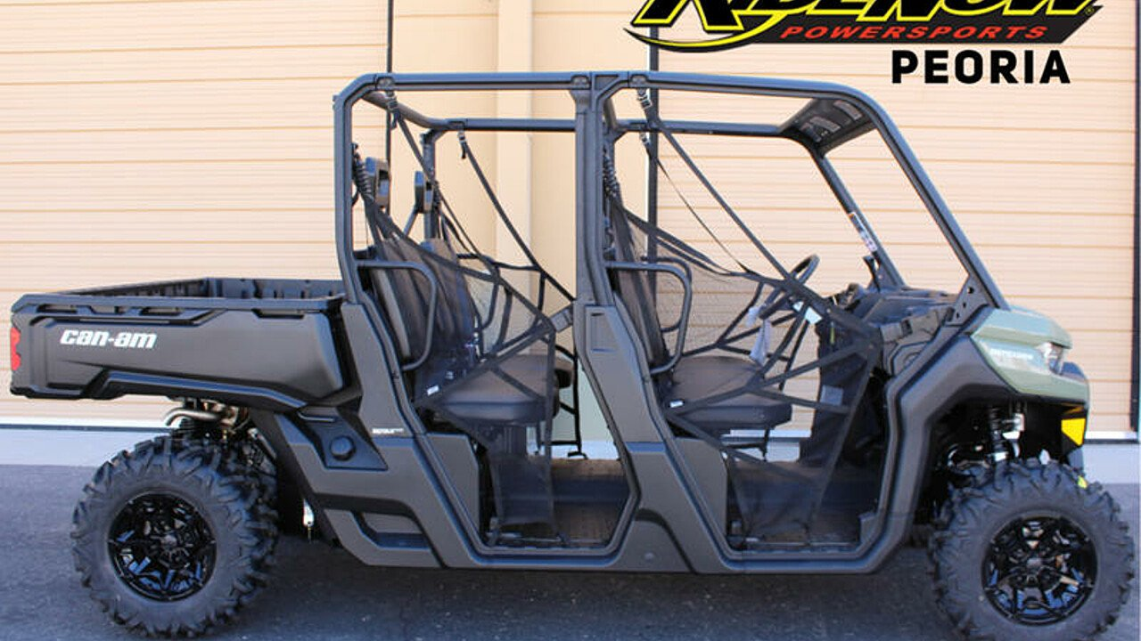 2019 Can-Am Defender for sale 200624298