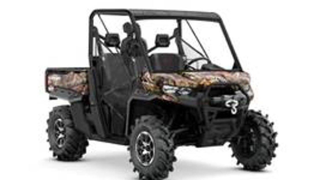 2019 Can-Am Defender X mr HD10 for sale 200625299