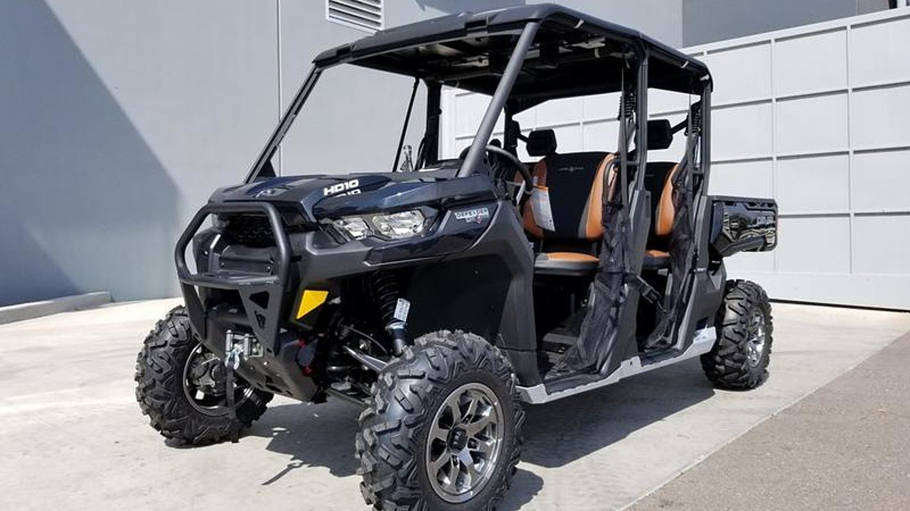 2019 Can-Am Defender Max Lone Star for sale 200627428