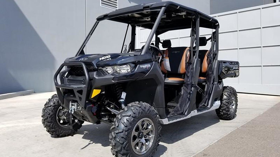 2019 Can-Am Defender Max Lone Star for sale 200627438