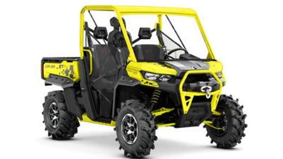 2019 Can-Am Defender X mr HD10 for sale 200628417