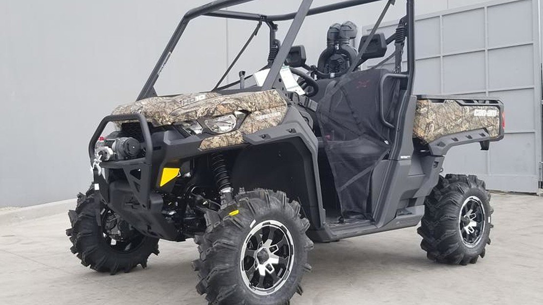 2019 Can-Am Defender X mr HD10 for sale 200656929