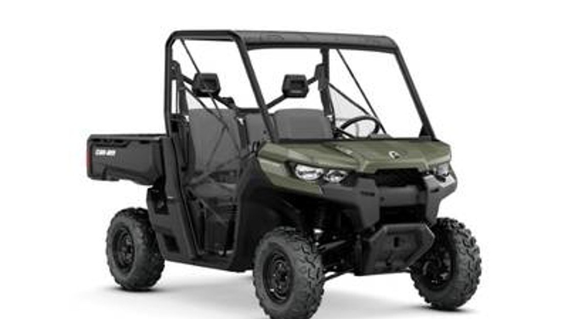 2019 Can-Am Defender for sale 200663535