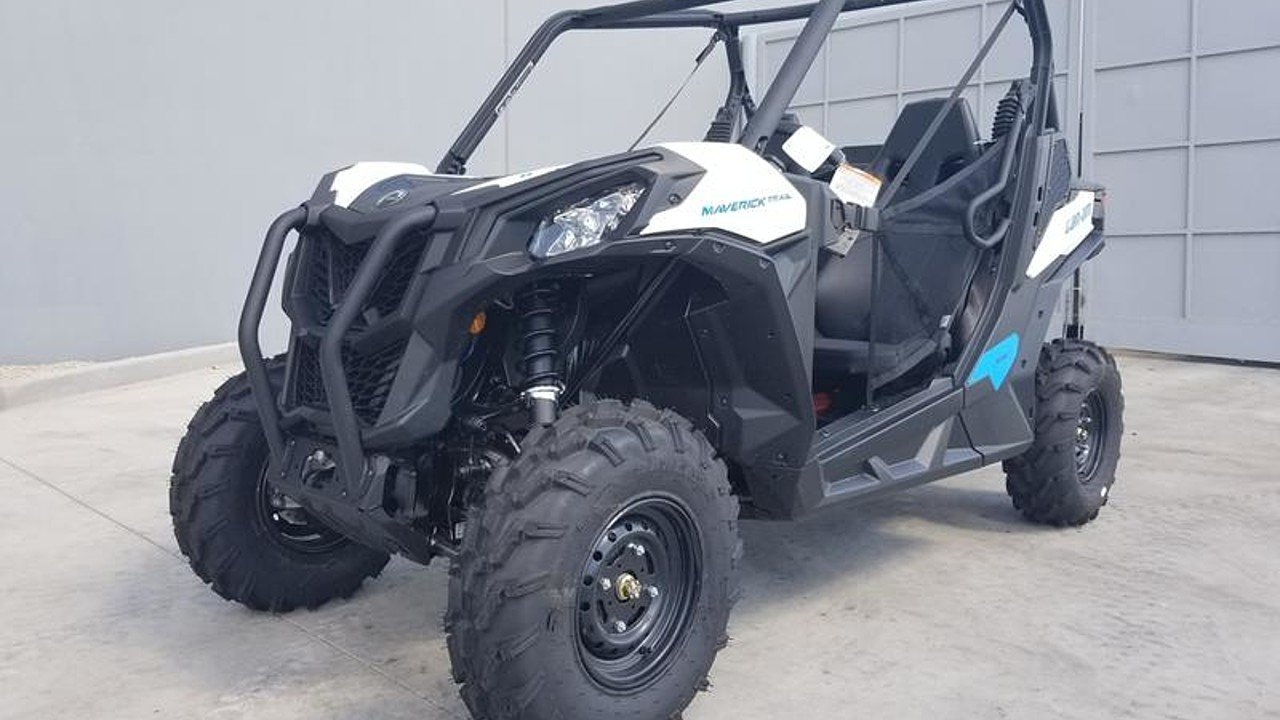 2019 Can-Am Maverick 800 Trail for sale 200624685