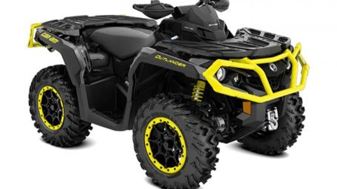 2019 Can-Am Outlander 1000R for sale 200624244