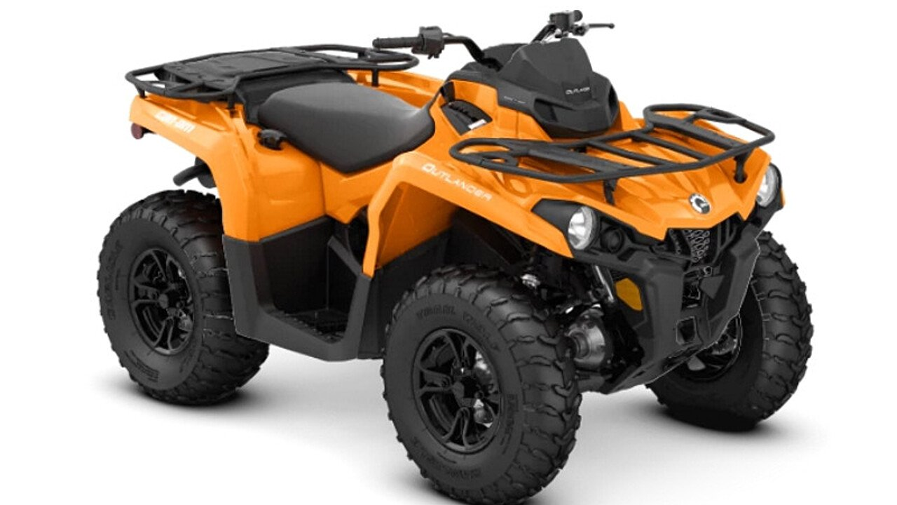 2019 Can-Am Outlander 450 for sale 200610662