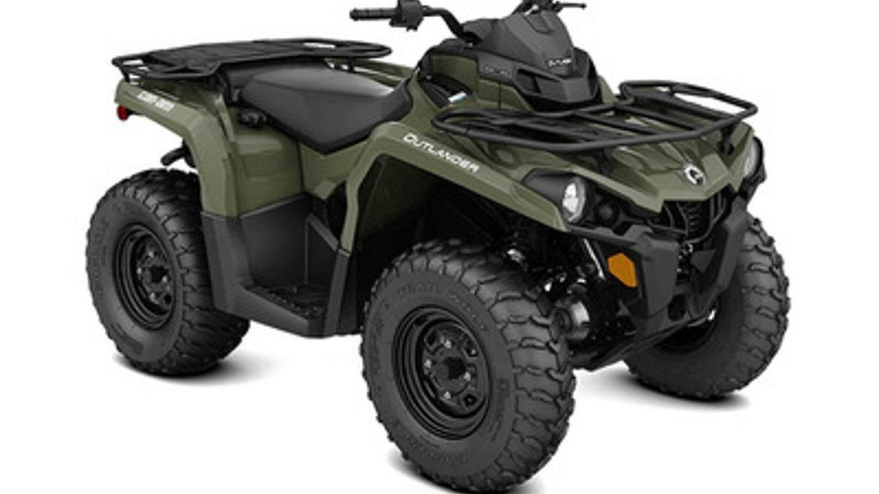 2019 Can-Am Outlander 450 for sale 200621110