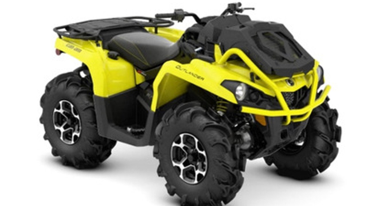 2019 Can-Am Outlander 570 for sale 200609625