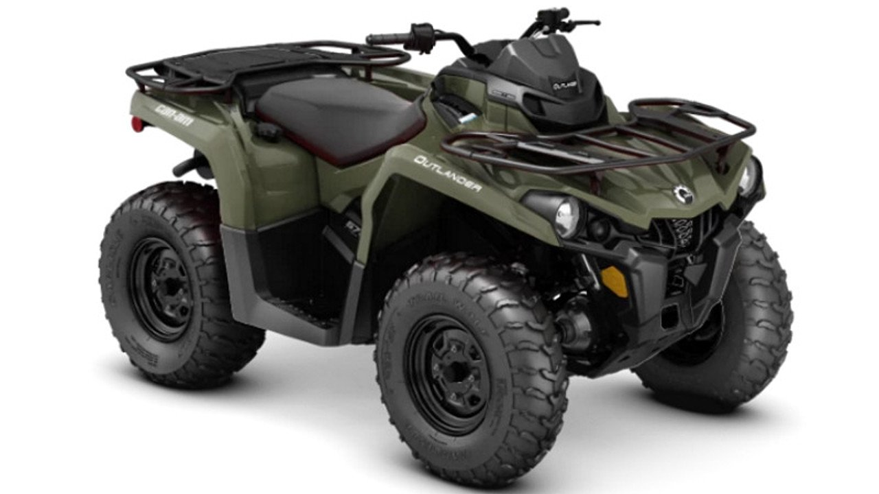 2019 Can-Am Outlander 570 for sale 200610676