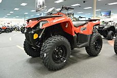 2019 Can-Am Outlander 570 DPS for sale 200605498