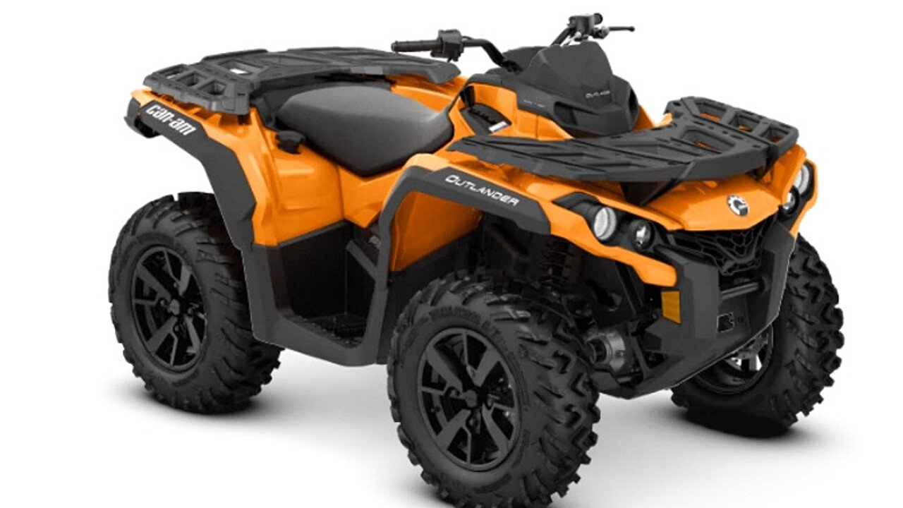 2019 Can-Am Outlander 650 for sale 200610679