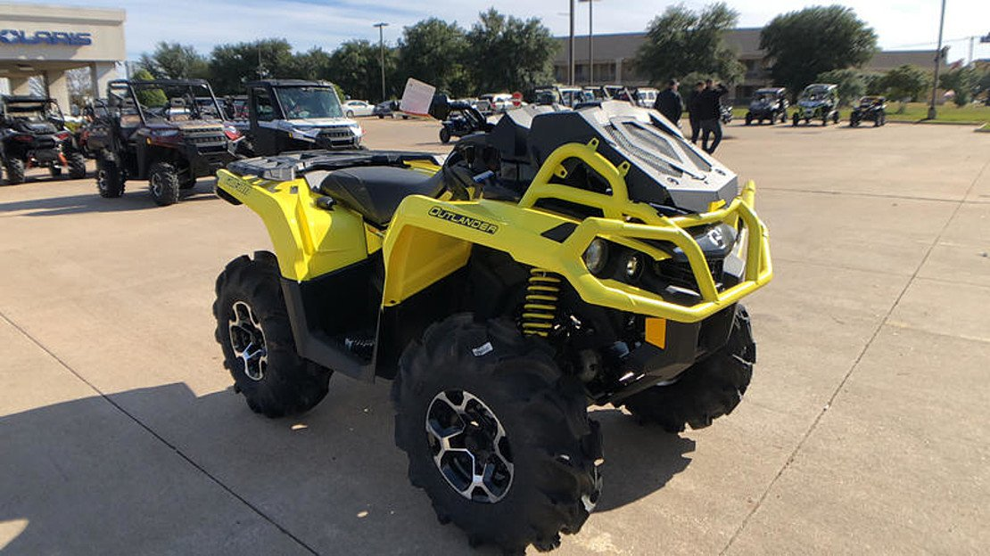 2019 Can-Am Outlander 650 X mr for sale 200622786