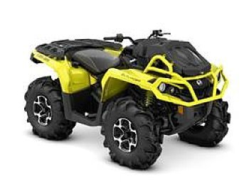 2019 Can-Am Outlander 650 X mr for sale 200689600