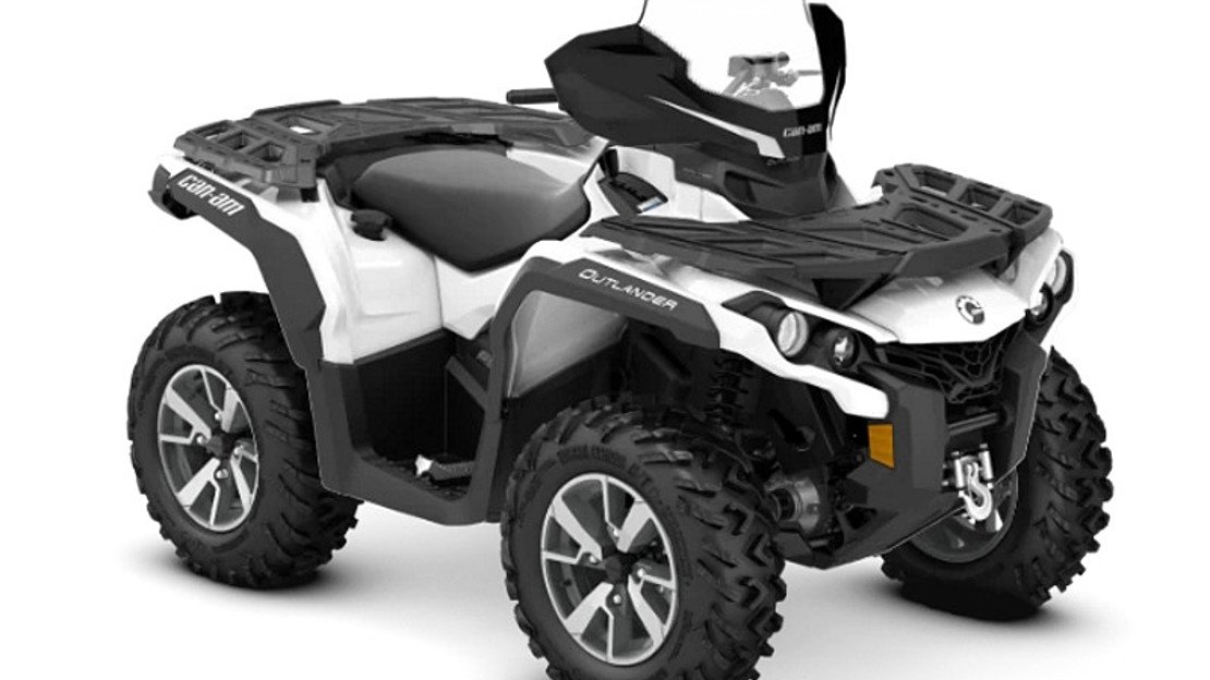 2019 Can-Am Outlander 850 for sale 200610705