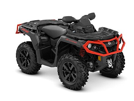 2019 Can-Am Outlander 850 for sale 200610685