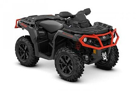 2019 Can-Am Outlander 850 XT-P for sale 200641567
