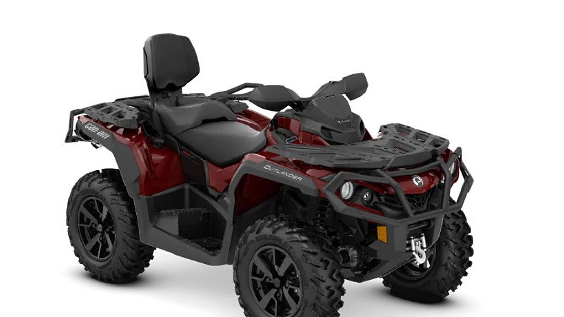 2019 Can-Am Outlander MAX 1000R for sale 200610724