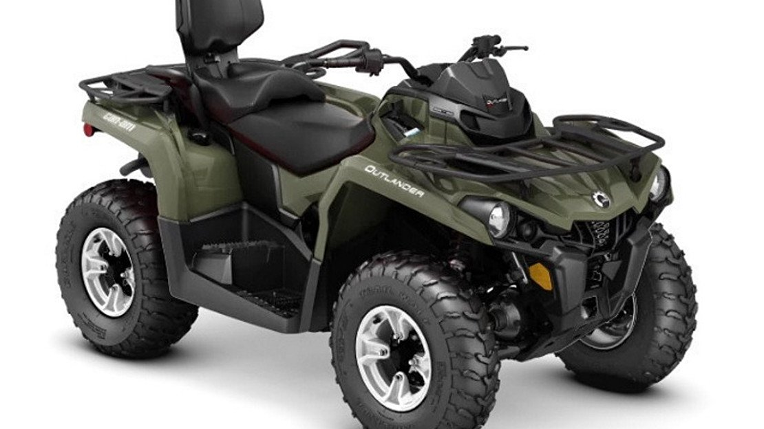 2019 Can-Am Outlander MAX 450 for sale 200610704