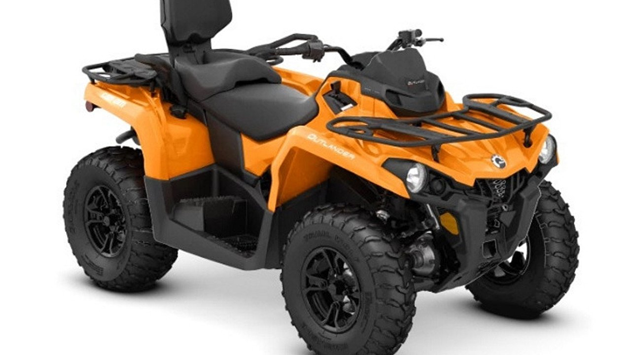 2019 Can-Am Outlander MAX 570 for sale 200610714