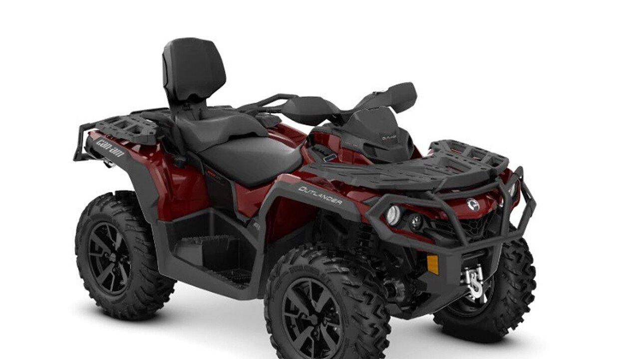2019 Can-Am Outlander MAX 570 for sale 200610716