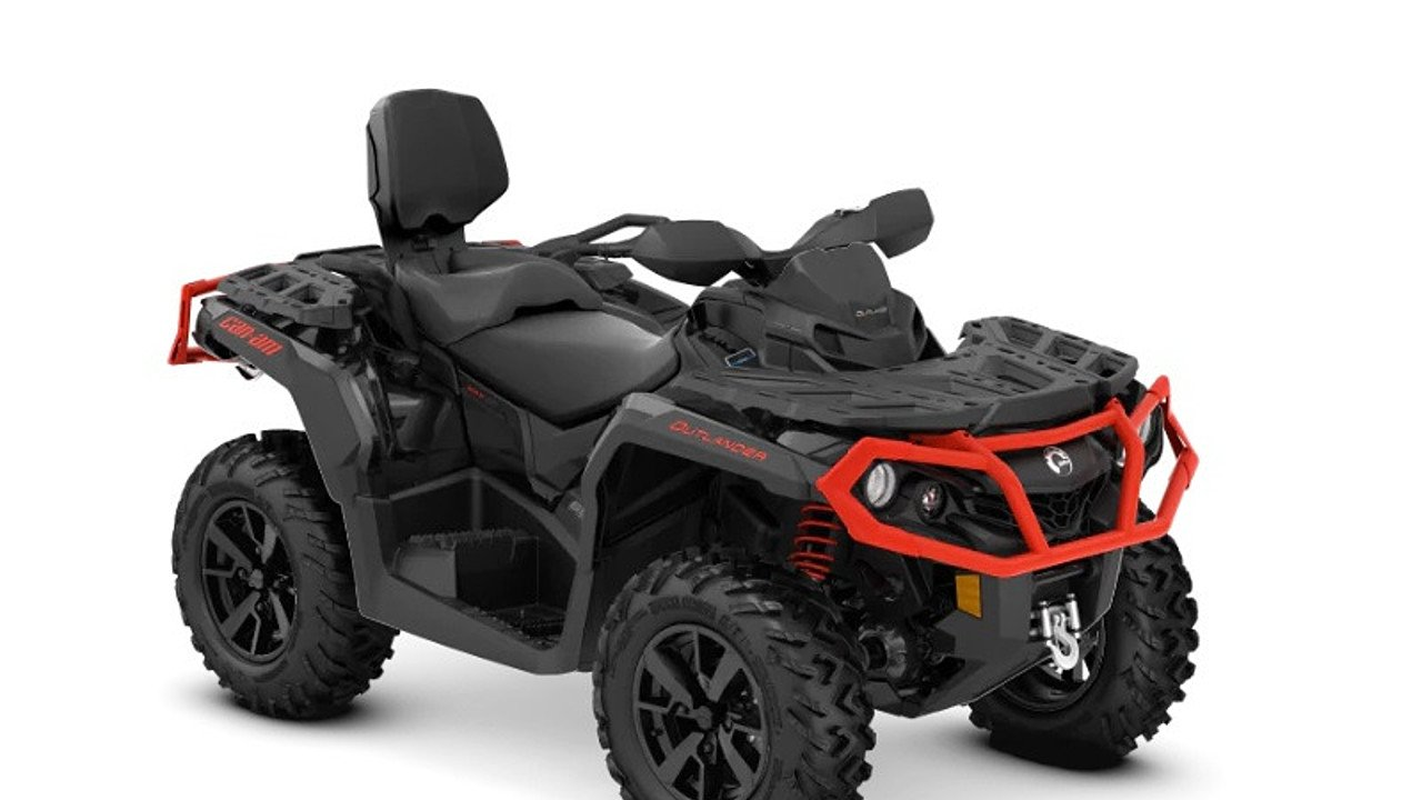 2019 Can-Am Outlander MAX 850 for sale 200610721