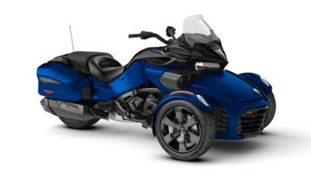 2019 Can-Am Spyder F3 for sale 200628316