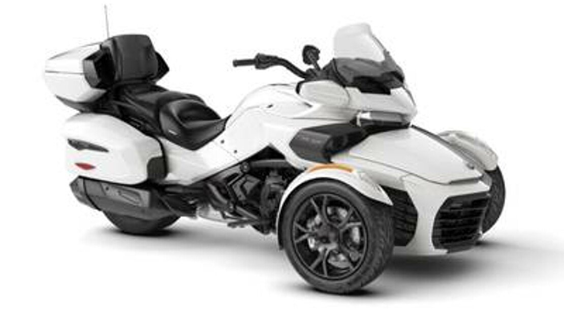 2019 Can-Am Spyder F3 for sale 200628322