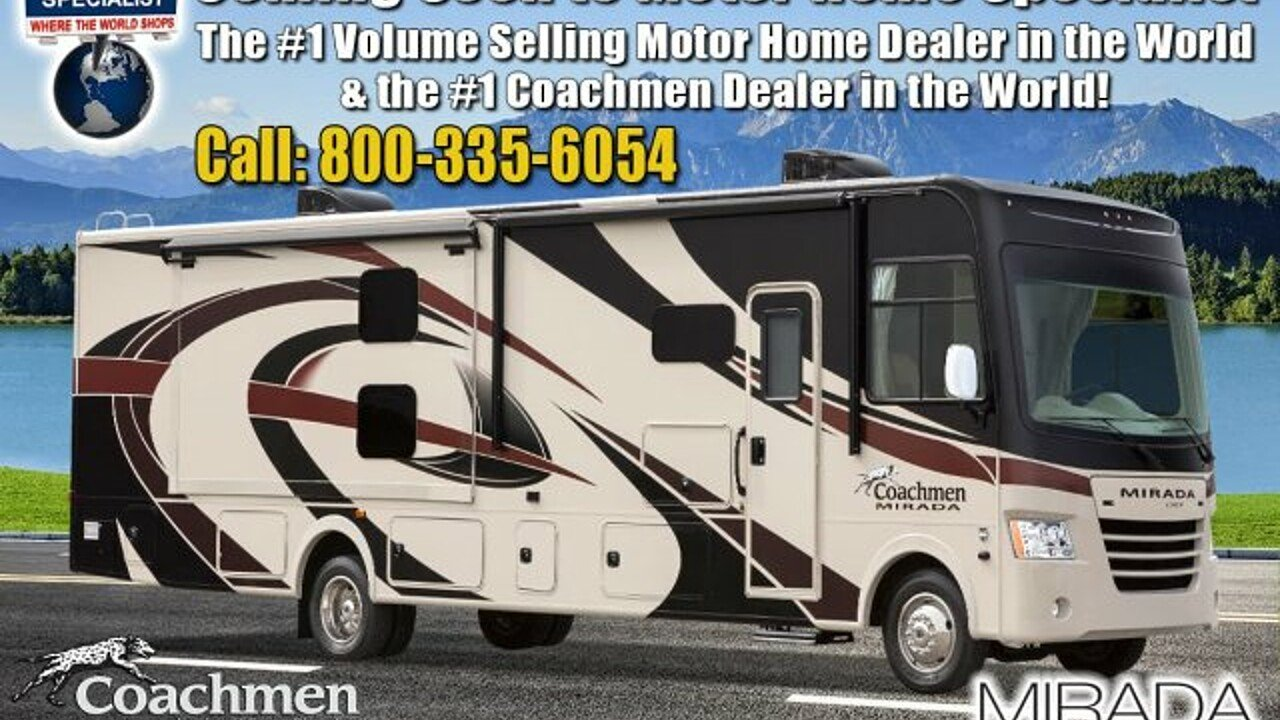 2019 Coachmen Mirada for sale 300169646
