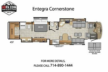 2019 Entegra Cornerstone for sale 300163450